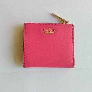 KATE SPADE CAMERON STREET ADALYN HOT PINK WALLET